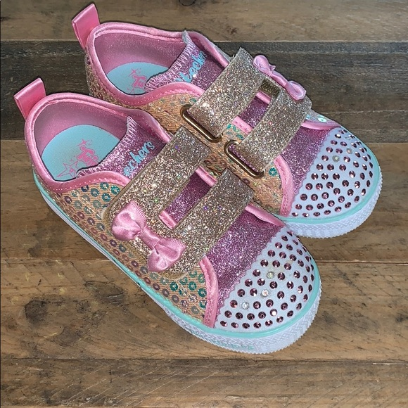 Skechers Shoes | Twinkle Toes Size 10